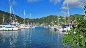 Road Town Harbor, Tortola